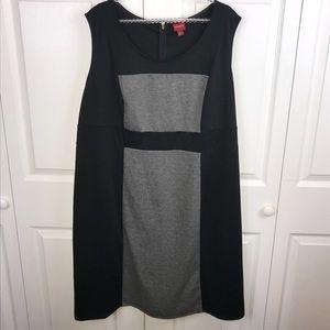 [Merona] Houndstooth Sheath Dress